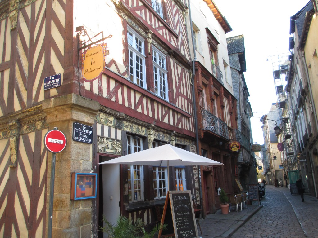 Ренн - столица Бретани