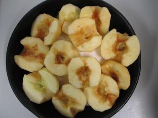 Tarte tatin pommes sucre beurre